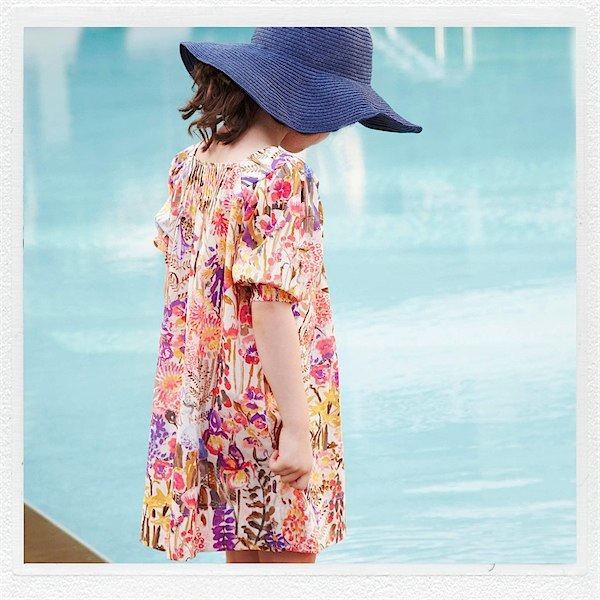 Darling dresses from Smokks that help kids dress themselves via Toby & Roo :: daily inspiration for stylish parents and their kids.