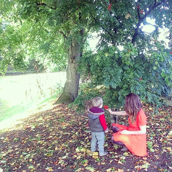 Beautiful Autumn fashion trends from JOY the Store via Toby & Roo :: daily inspiration for stylish parents and their kids.