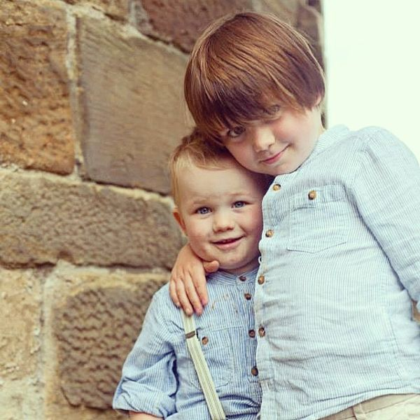 Sibling rivalry: Sometimes it's ok to be left out via Toby & Roo :: daily inspiration for stylish parents and their kids.