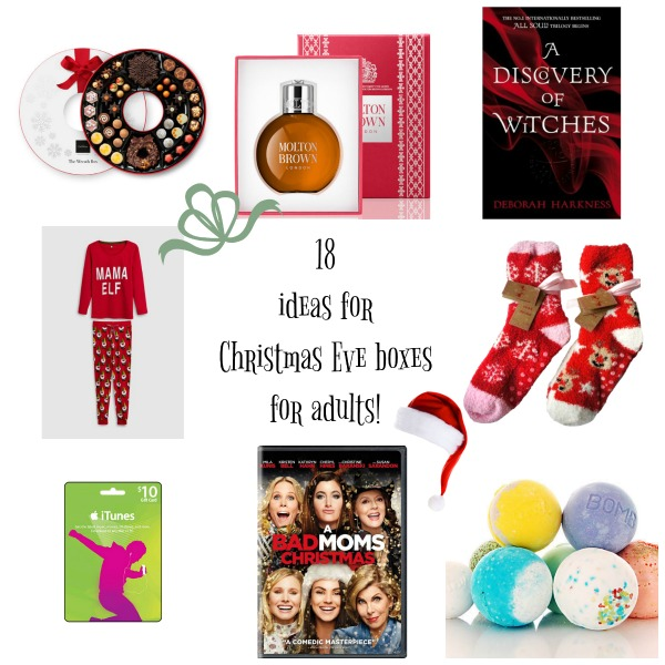 18 Christmas Eve Box Ideas For Adults Because Everyone Deserves A Bit Of Festive Fun Toby And Roo