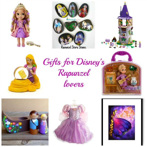 Gifts for Rapunzel lovers via Toby & Roo :: daily inspiration for stylish parents and their kids,