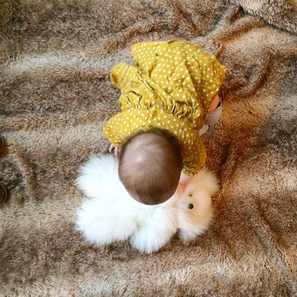 Adorable alpaca teddies from Essence of Peru via Toby & Roo :: daily inspiration for stylish parents and their kids.
