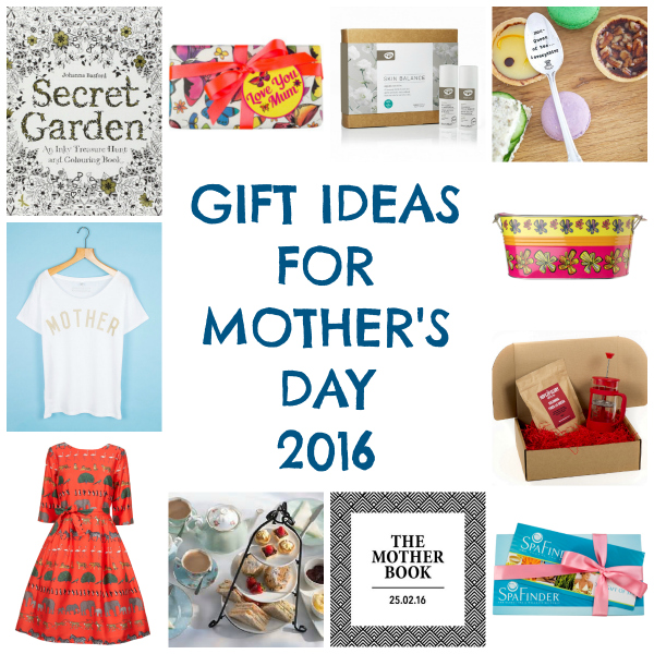 Gift ideas for Mother's Day 2016 via Toby & Roo :: daily inspiration for stylish parents and their kids.