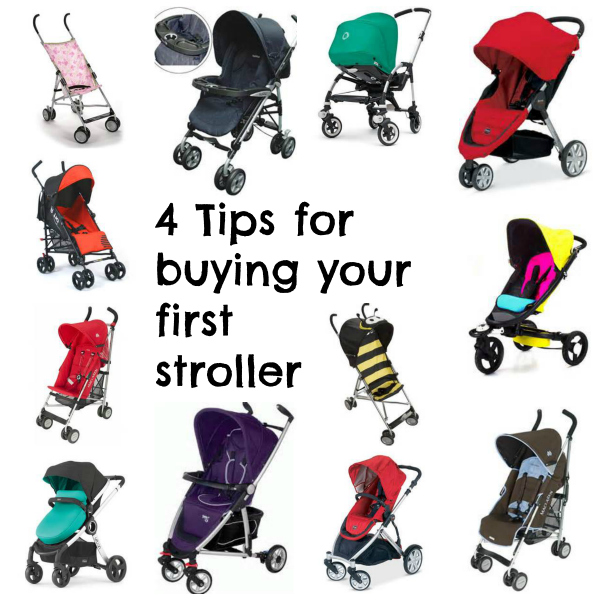 4 tips for buying your first stroller from Toby & Roo :: daily inspiration for stylish parents and their kids.