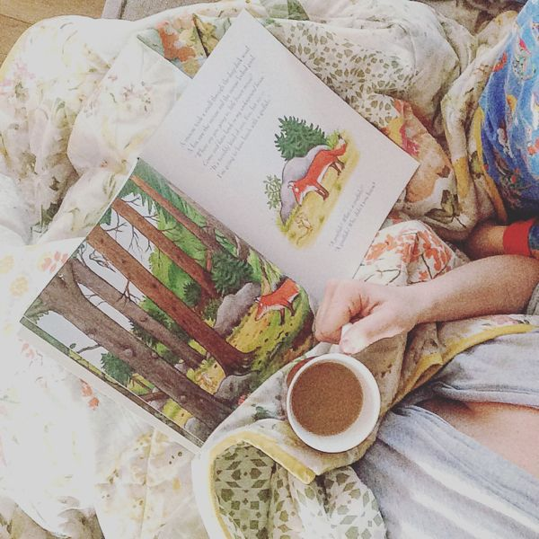 World Book Day :: The kids round their favourite books up! via Toby & Roo daily inspiration for stylish parents and their kids.