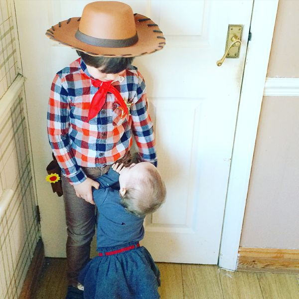 The World Book Day judgey-pants & a few thoughts on it all. via Toby & Roo :: daily inspiration for stylish parents and their kids.