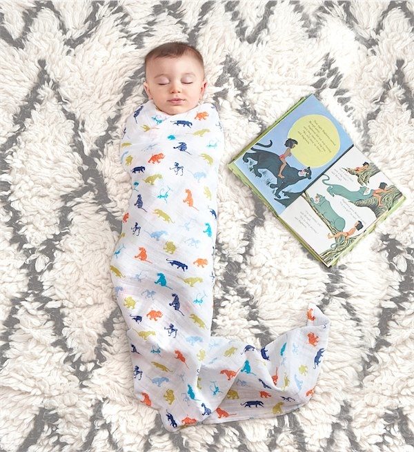 Disney (boutique) jungle book swaddles
