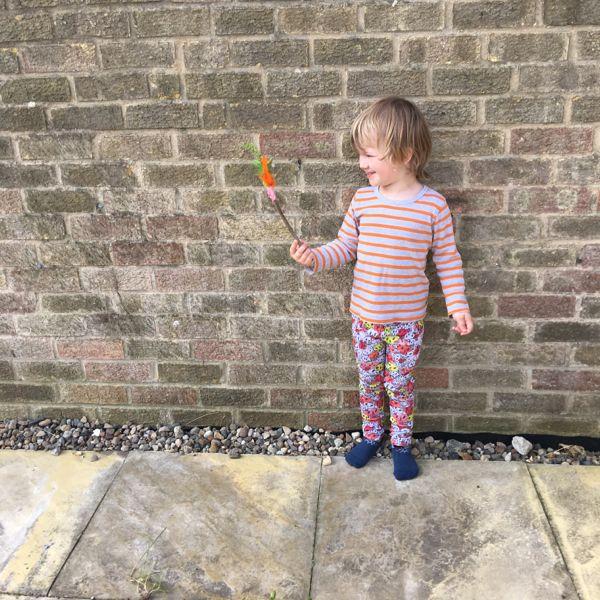 stick wand